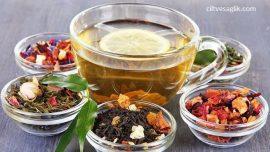 Kış Mevsiminde Tüketebileceğiniz Sağlıklı şifalı bitkiler ve İçecekler
